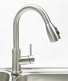 Solid Stainless Steel Faucet (200069)