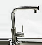 Solid Stainless Steel Faucet (200064)
